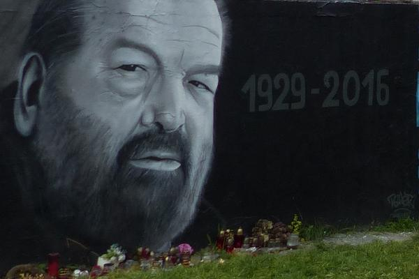 "Bud Spencer - The Incarnation of the ""Haudrauf-Film"""