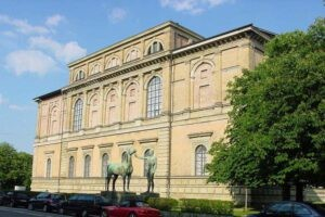 The Pinakothek Museum in Munich
